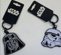 Star Wars Key Chain Set (Darth Vader & Storm Trooper)