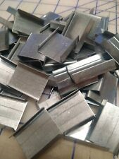 3/4' HD Galvanized Open Metal Seals-Steel Strapping - Banding - Free Shipping