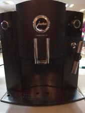 Jura IMPRESSA C5 Schwarz Kaffeevollautomat / Defekt an Bastler!