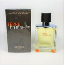Terre D'Hermes By Hermes EDT for Men 1.7 oz / 50 ml *NEW IN SEALED BOX*