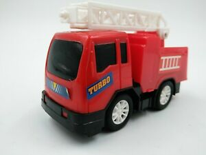 Fire Truck Friction Toy