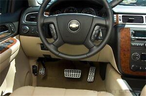 Accelerator / Brake / Clutch Pedal Set-WT Putco 932180