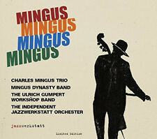 Various Artists : Mingus Mingus Mingus Mingus CD (2018) ***NEW***