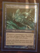 Mtg wake thrasher foil x 1 great condition