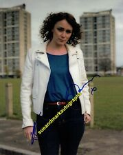 Keeley Hawes Alex Drake Ashes to Ashes Line Of Duty White Autograph UACC RD 96