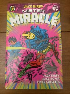 Mister Miracle Jack Kirby Trade Paperback DC Comics