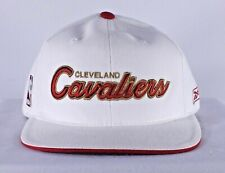 CLEVELAND CAVALIERS NBA Retro Snapback Cap Hat NEW By Reebok