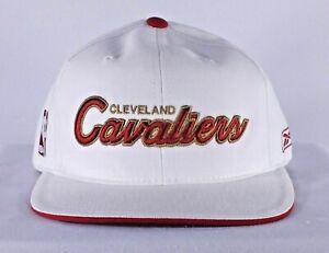 CLEVELAND CAVALIERS NBA Retro Snapback Cap Hat NEW By Reebok