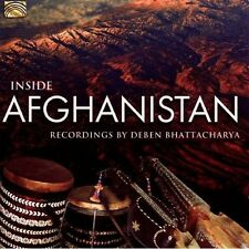 Deben Bhattacharya - Inside Afghanistan [New CD]