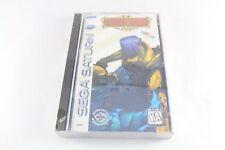 Sega Saturn Ghen War Sealed New US NTSC Video Game