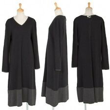 (SALE) 45rpm BADOU-R Wool by color knit dress Size 2(K-26860)