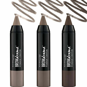 MAYBELLINE BROW DRAMA POMADE CRAYON *CHOOSE YOUR SHADE*