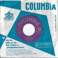 "Jaqueline Boyer ""Tom pillibi""  Eurovision France 1960 Dutch pressing"