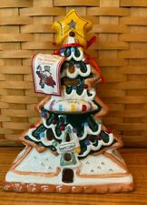 Blue Sky Clayworks The Christmas Tree Store T Light House Goldminc Reindeer