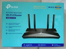 Tp-link ax1500 WiFi6 router