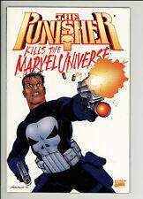 Punisher Kills Marvel Universe - Killer Cover - 9.4 NM