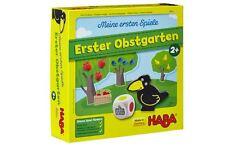 HABA Spiele Meine Erster Obstgarten Spieleschatz Spiel Kleinsten Kinder Erste