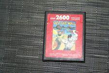 OFF THE WALL cartouche JEU CONSOLE ATARI 2600 VCS DE 1989 NINTENDO