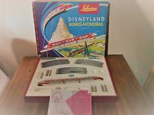 Schuco 6333 Disneyland Monorail Set Boxed !