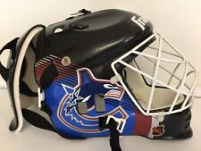 Vancouver Canucks Youth Hockey Goalie Face Mask Franklin Child Sized Wearable