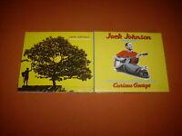( CD ) JACK JOHNSON. 2 ALBUM CD. OTTIME CONDIZIONI. D