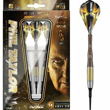 Phil Taylor Target Gen 3 9Five 95% Tungsten 20 gram Soft Tip Dart Set Brand New