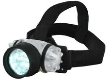 LINTERNA 7 LED Lámpara Cabeza Linterna Lámpara de cabeza lámpara VENDA #3462