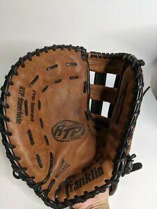 """Franklin 4793BRL Baseball First Base Mitt 12.5 """" LH Player (GOES ON RIGHT HAND)"""