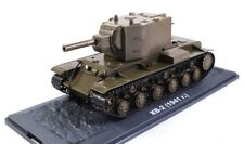 NEW! DeAgostini 1:43 Soviet tank KV-2 1941 №5 series Tanks