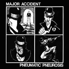 Major Accident Pneumatic Pneurosis CD NEW SEALED 2016 Punk