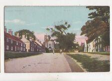 Coxwold Yorkshire Vintage Postcard 502b