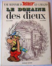 ASTERIX - T 17 - LE DOMAINE DES DIEUX - Par Uderzo & Goscinny - Dargaud 1971 EO
