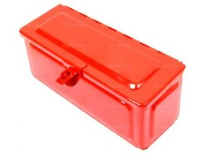 ORIGINAL STYLE TOOLBOX FOR MASSEY FERGUSON 35 65 135 140 145 152 158 TRACTORS.