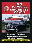 MG Y-Type & Magnette ZA/ZB by Ltd  New 9781855208629 Fast Free Shipping-.