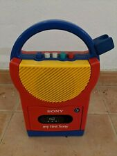 """My First Sony"" Sony Cassette Player/Recorder"