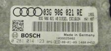 ORI!!! AUDI A3 ECU 1.9 TDI 105 BLS 03G906021RE IMMO OFF Plug & Play