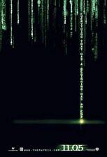 The Matrix Revolutions (Advance 3-D Folie) Original Filmposter