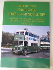 More details for the bus fleets of portuguese cities and municipalities - ian manning