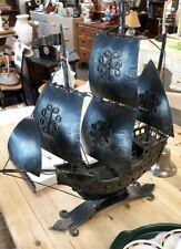 Metalwork Galleon
