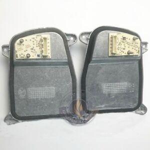 A pair For Mini F55 F56 F57 Original DRL turn signal daytime running light unit