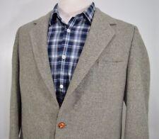 BASKIN mens multi colored HUNTING TWEED WOOL sports coat blazer 42R 42 regular