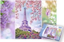 Trefl Romantic Puzzle 1000 Teile Frühling in Paris (10409)