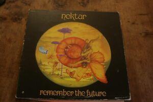 NEKTAR REMEMBER THE FUTURE VINYL LP
