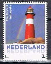 Persoonlijke Postzegel 3013 Vuurtoren Noorderhoofd, Westkapelle - Lighthouse