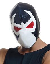 Máscara de Bane, Para Hombre Disfraz Máscara de DC Comics Bane Clásico