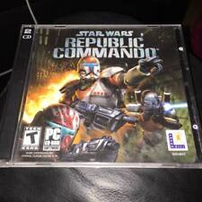 Star Wars-Republic commando PC-CD ROM JEWEL CASE version