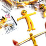 STRETCHY SMILEY MEN BOYS GIRLS TOYS FAVOR PRIZES LOOT BIRTHDAY PARTY BAG FILLERS