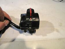 Interrupteur DROITE ORIGINAL YAMAHA XS 750 - 1100 Interrupteur 801