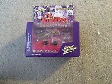 Johnny Lightning The Munsters Drag-u-la Diecast Model Kit 1:64 Scale MISB 2002