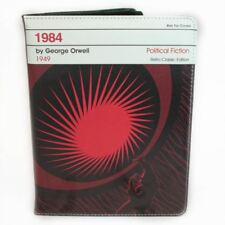 Apple iPad Case Cover 1984 by George Orwell Retro Classic Run For Covers New